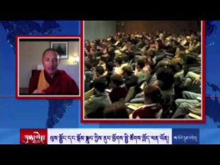 Interview with Tulku Lobsang Rinpoche on VoA