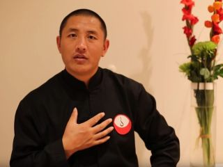 October 2015 - Discussion about tibetan healing meditation