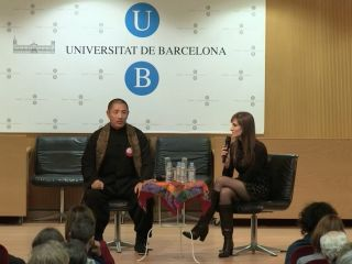 "Public lecture at the University of Barcelona: ""The Question as..."