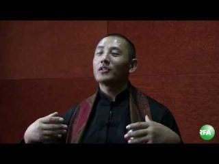 RFA special interview with Tulku Lobsang Dhamchoe Nyima Rinpoche